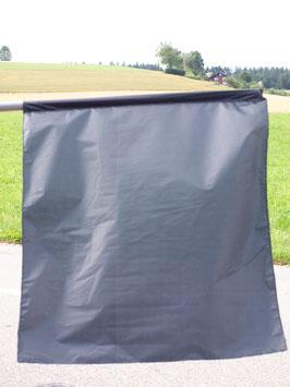 Flagge Schwarz/ Drapeau noir