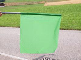 Flagge Grün/ Drapeau verte (ca.700mm x 620mm)