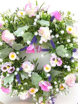 Duftiger Blütenkranz