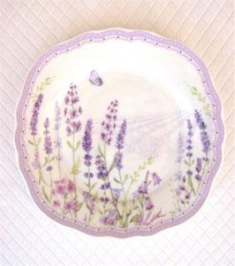 Dessertteller Lavender Field,  Easy Life
