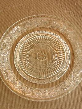 Dekor-Glasteller
