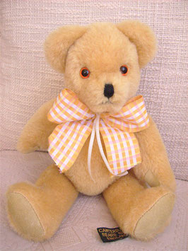 "Sammler-Teddybär - ""Gregory"" Golden Mohair"