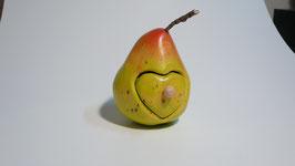 Herzschublade Birne