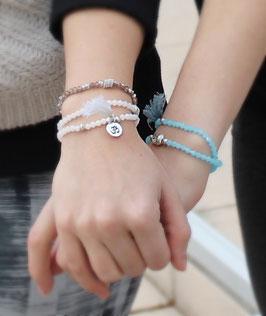 Armband mit Om Anhänger