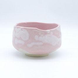 *MATCHA TEA BOWL: PINKSHINO