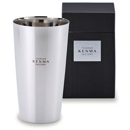 "*CUP: ""KENMA"" STAINLESS BEER TUMBLER"