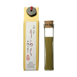 *RIRAKU STICK INCENSE 15P: SANDALWOOD