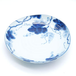 *PLATE : INDIGO GRAPE