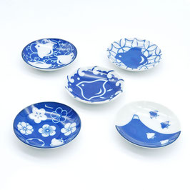 SIDE PLATES: CHIDORI SMALL PLATES
