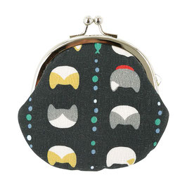 GAMAGUCHI COIN PURSE: KITTENS