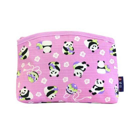 COTTON POUCH: PANDA