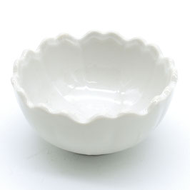 *TINY SIDE BOWL: WHITE