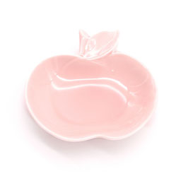 *SIDE PLATES: APPLE PLATES RED/PINK/YELLOW GREEN