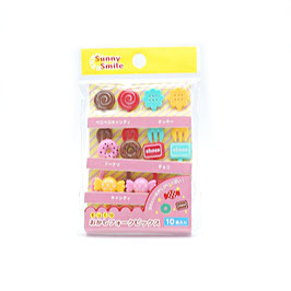 *BENTO ACCESSORIES PICKS : SWEETS PICKS