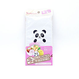 *BENTO ACCESSORIES RICE BALL WRAPPING PAPER : ANIMALS