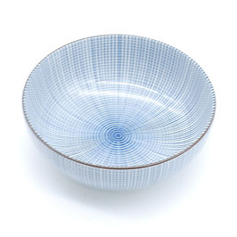 *BOWL : THOUSANDS OF BLUE LINES
