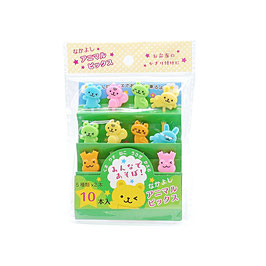*BENTO ACCESSORIES PICKS : ANIMAL 10 PICKS