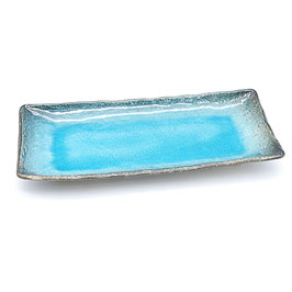 *RECTANGLE PLATE : BLUE SKY