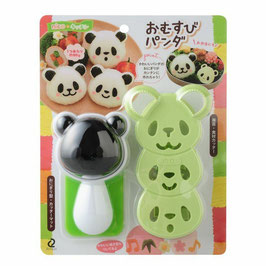 *BENTO ACCESSORIES RICE BALL MAKER : PANDA RICE BALL