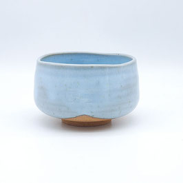 *MATCHA TEA BOWL: BLUE
