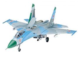 Model Set Su-27 Flanker