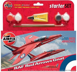 RAF Red Arrows Gnat