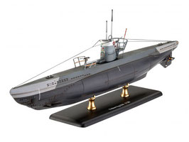 Model Set German Submarine Typ IIB