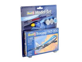 Model Set Boeing 747-200 KLM