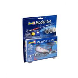 Model Set Boeing 747-200 AC