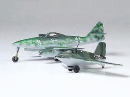 Messerschmitt ME 262A / ME 163B