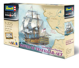 Model Set Battle of Trafalgar
