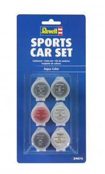 Sports Car Set