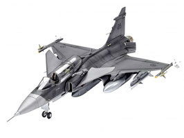 Model Set Saab JAS-39D Gripen