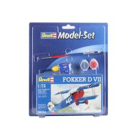 Model Set Fokker D VII