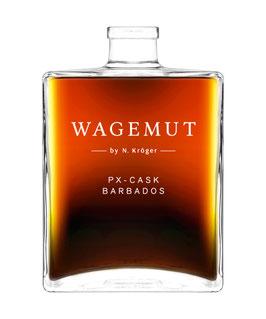 WAGEMUT PX-CASK - VORBESTELLUNG für Selbstabholer in unserer Bar-Wagemut. Ohne Versandkosten!