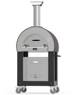 Pizzaofen 5 Minuti mit Untergestell - inkl. 4-teiliges Pizzaschaufel-Set im Wert von Fr. 280.-