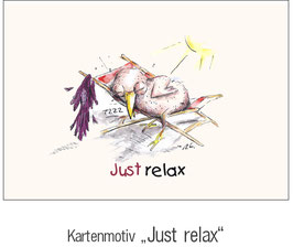 """""""JUST RELAX"""""""