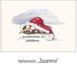 """""""ZUSAMMA"""""""