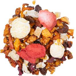 Früchtetee Hasi's Popcorntee mild