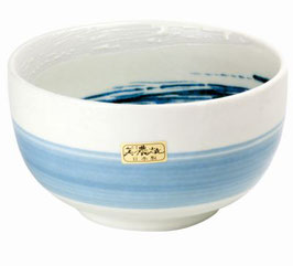 Matcha Schale Blue Stream