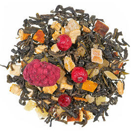 Grüner Tee Osterzauber