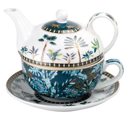 Tea for One Set Jungle