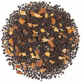 Schwarzer Tee Milky Chai