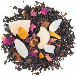 Schwarzer Tee Christmas Flake