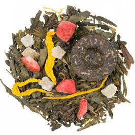 Grüner Tee Die Acht Schätze des Shaolin®