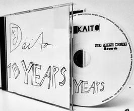 DJ KAITO: 10 YEARS