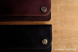 KUBIKI CHROMEXCEL LONG WALLET