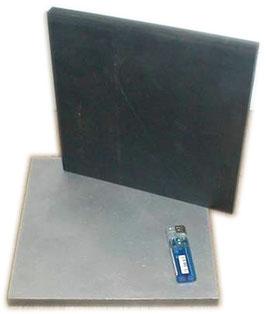 ありそーで無い鉄板 革仕事の定番 樹脂板セット