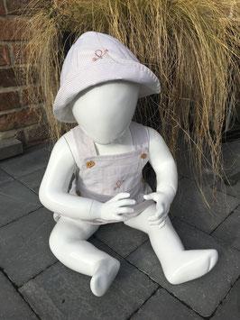 Robe salopette Nora