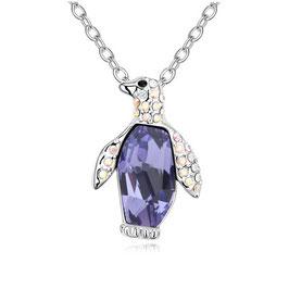 FINNJA - Pinguin Crystal Kette